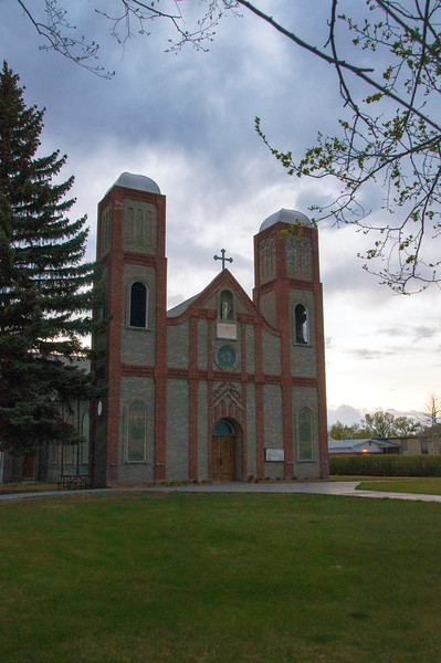 Our Lady of Guadeloupe Parish Church, Conejos, CO