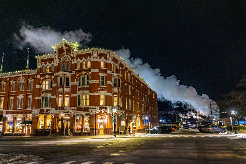 1881 gems, the Strater Hotel and the DSNGRR