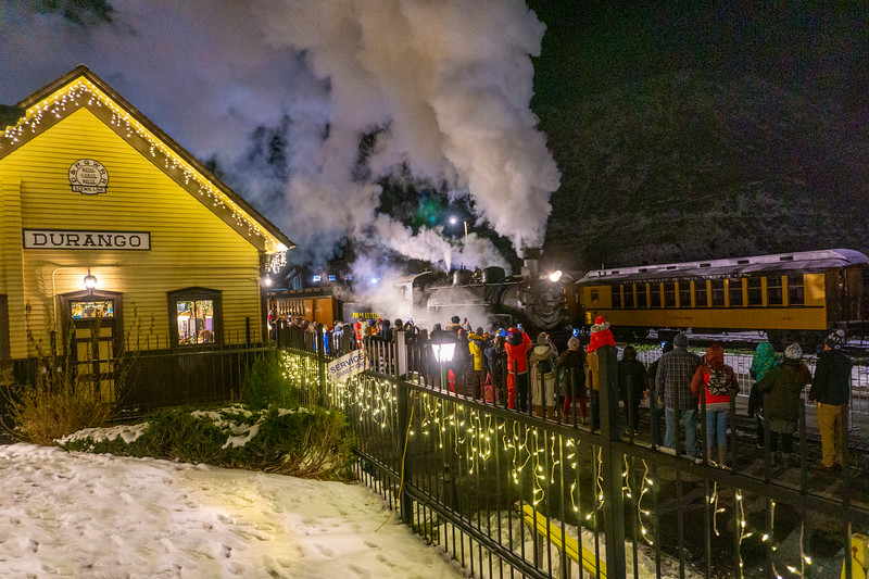 All Aboard for the Polar Express!