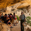 Ranger-led tour of Cliff Palace.