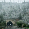 Snowy Tunnel!