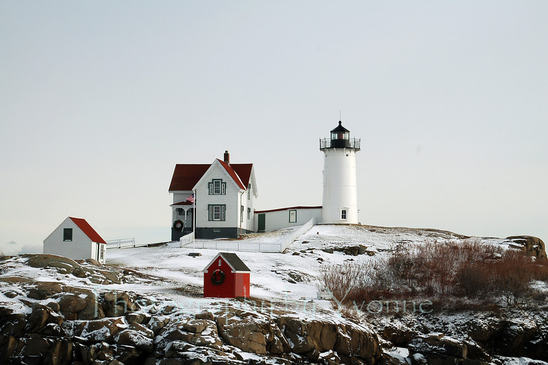 Nubble Lighthouse. Maine