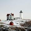 Nubble Lighthouse. Maine