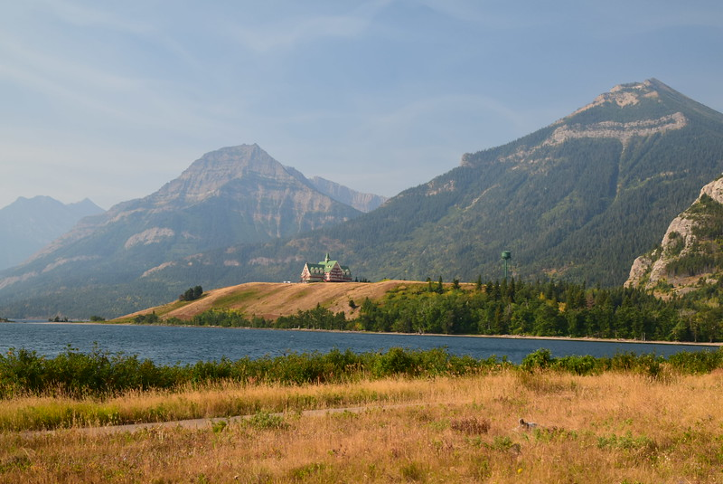 Prince of Wales Hotel, Waterton Lakes NP, Alberta Canada 8/23/17