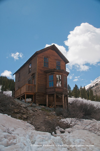 Duncan House, Animas Forks, CO