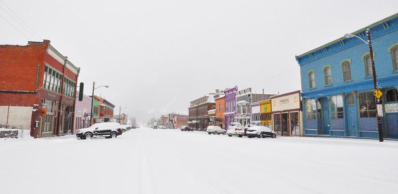 Greene St., Silverton