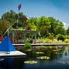 Denver Botanic Gardens, Alexander Caldwell exhibit