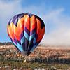 Hot Air Balloon  Snowdown 2015