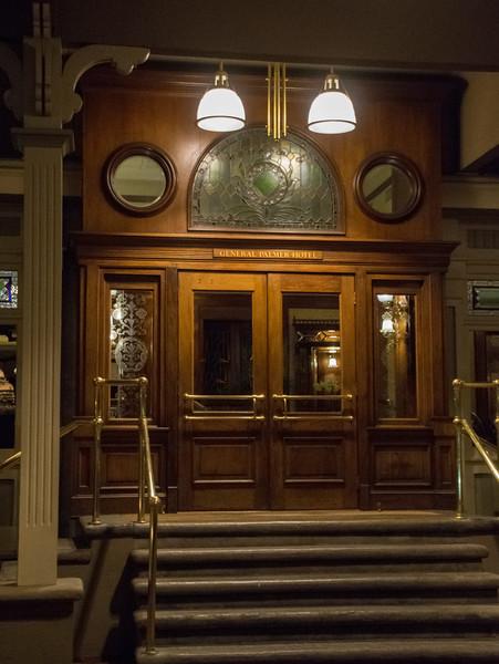 General Palmer Hotel, Durango CO