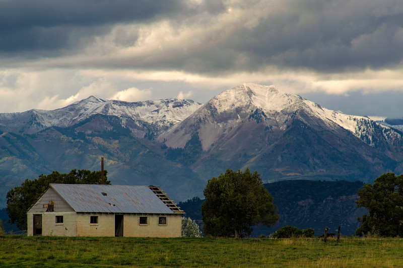 La Plata Mountains 092917
