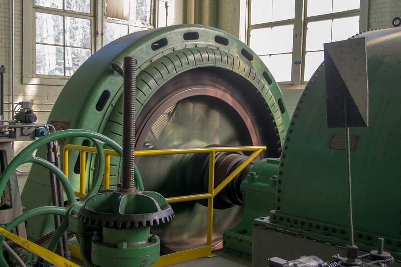 Tacoma Power Plant