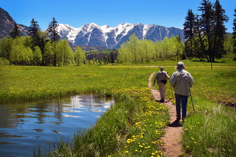 Springtime Hike