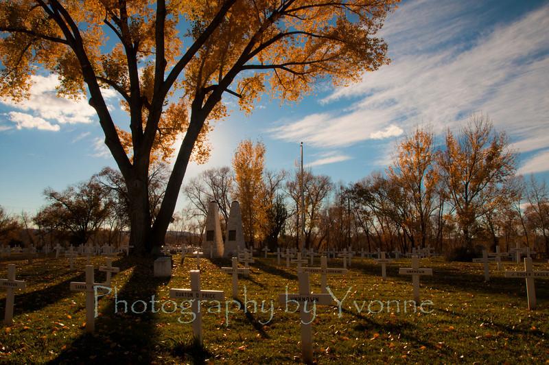 Ouray Memorial Cemetery, Ignacio
