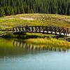 Andrews Lake near Molas Pass. CO 9/16/12