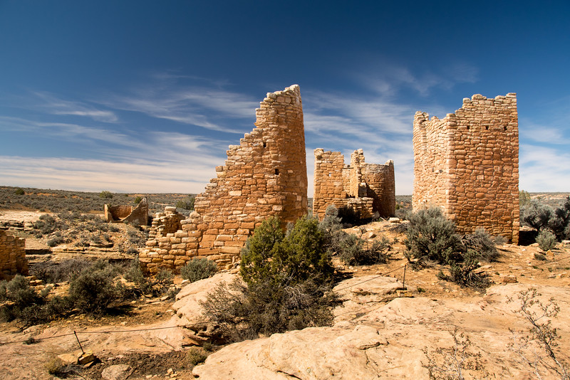 Hovenweep National Monument, March 2015