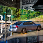 Car., Window Blur