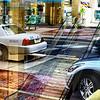 Taxi, Escaltor, Cars