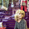 Purple Vehicles, Purple Street, Mannequin