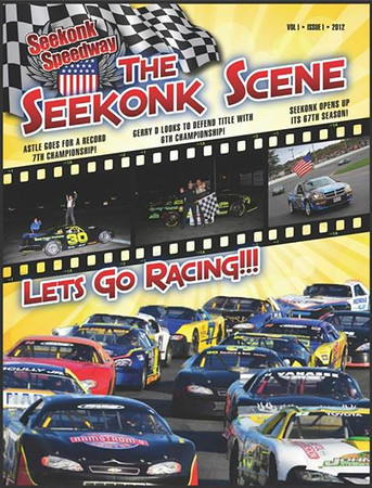 Seekonk Scene Program Covers