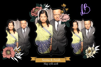Seema & Anish