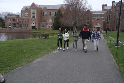 Scenes around campus