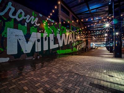 Greetings! #milwaukeedowntown #DearMKE #OnlyinMilwaukee #mkemycity #milwaukeewi #street_mke #fiservforum #milwaukeebucks #entertainmentdistrictmke#discovermilwaukee #street_mke
