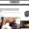 """Black Civilians Arm Themselves To Protest Racial Violence and Protect Black-Owned Businesses<br /> <a href=""""https://reason.com/2020/05/29/black-civilians-arm-themselves-to-protest-racial-violence-and-protect-black-owned-businesses/"""">https://reason.com/2020/05/29/black-civilians-arm-themselves-to-protest-racial-violence-and-protect-black-owned-businesses/</a><br /> <br /> <br /> Repost GRANDMASTER JAY IS AN AGENT PROVOCATEUR<br /> <a href=""""https://www.youtube.com/watch?v=99oB-_bI17U"""">https://www.youtube.com/watch?v=99oB-_bI17U</a>"""