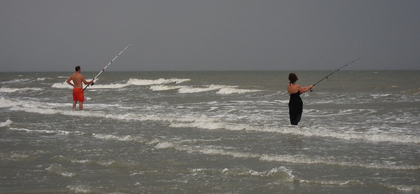 Lowcountry Surf Fishing