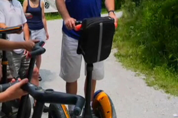 SegRides of Vermont video clip