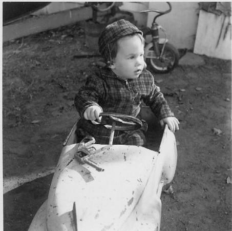Michael 14 mos #2 - 1960