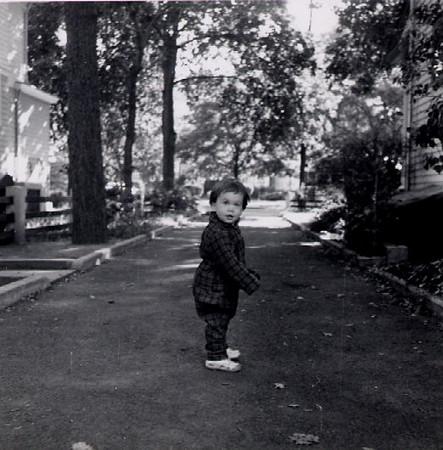 Michael 14 mos - 1960