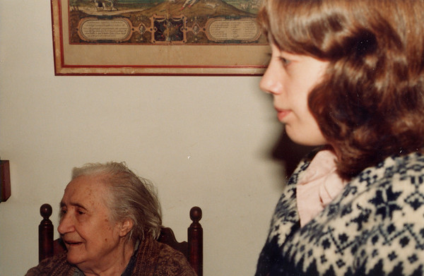 Diana, Katia 1980