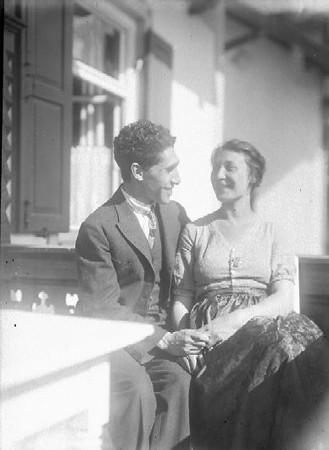 Angelo e Katia early 1920s