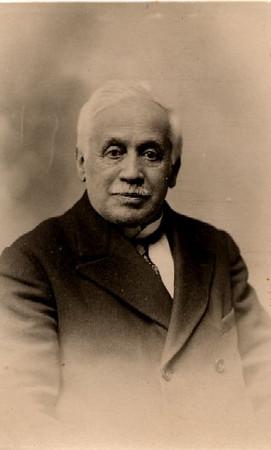 Claudio Segre, 1927