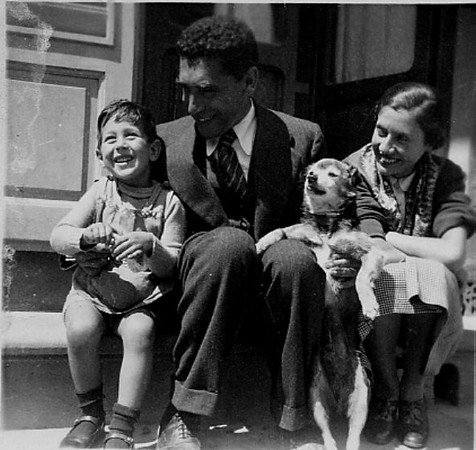 Joe, Angelo, diana, Fausta 1936