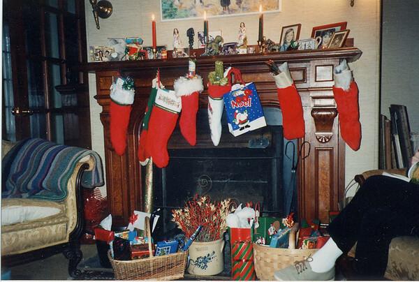 Christmas 1983.