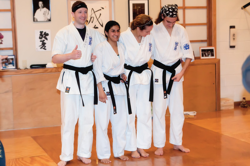 Osu, Matt, Sayira, Allison, & Jacob, Osu