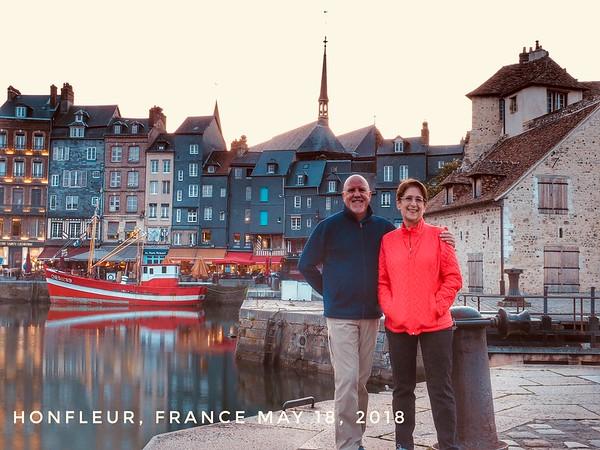 Seine River Cruise-May 2018