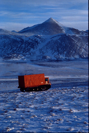 Alaska Seismic