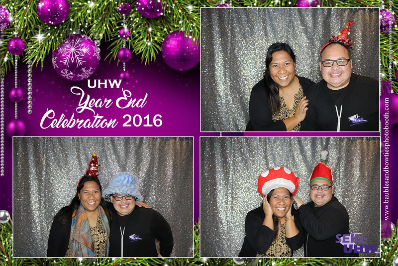 Seiu 2016 Holiday Party