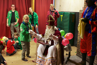 Sinterklaas Bevers & Welpen