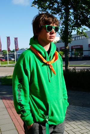 Zomerkamp Welpen Texel 2013