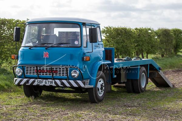 SBF 671R Bedford flatback