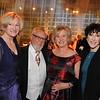 Ann Irwin, Ron and Ruth Leonardi, and Carol Lazier. Photo by Doug Gates.