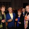Susan Spoto, Moses Urbano, Virginia Grote and Karen Valentino. Photo by Doug Gates.