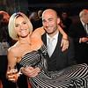Olivia and Christopher Haddad. Photo by Doug Gates.