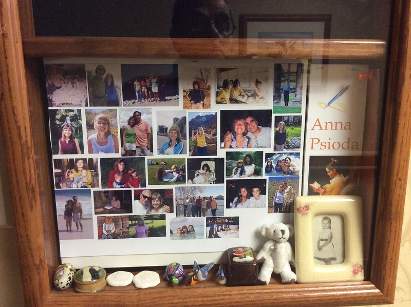 Ann's Shadow Box at Glade Valley