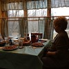 Patty & Penny in Champion Cabin
