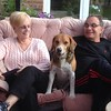 Patty & Joe with Bertie