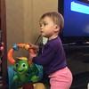 Audrey at 10 months
